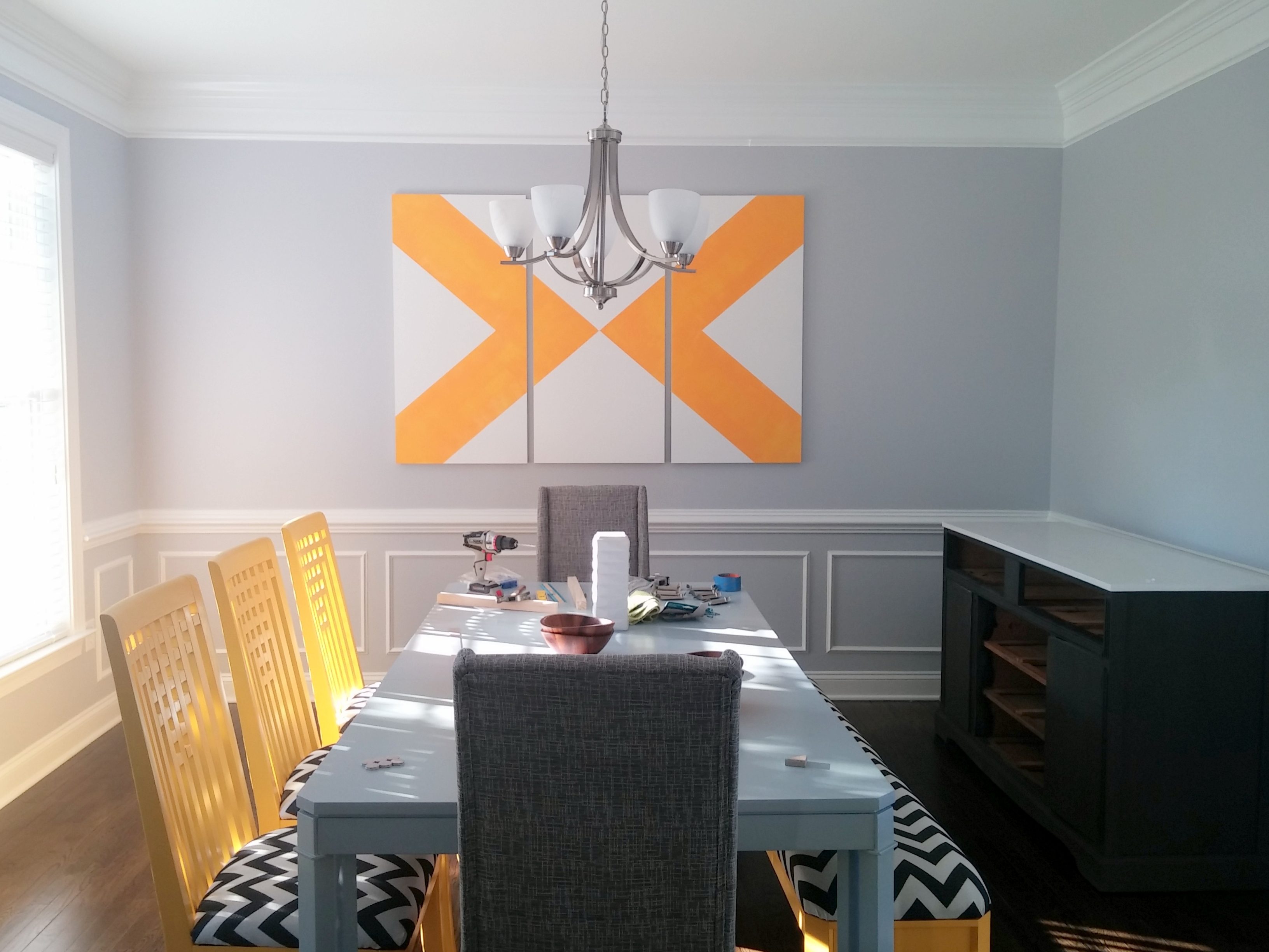 Diy Dining Room Art dining room | designsaenz