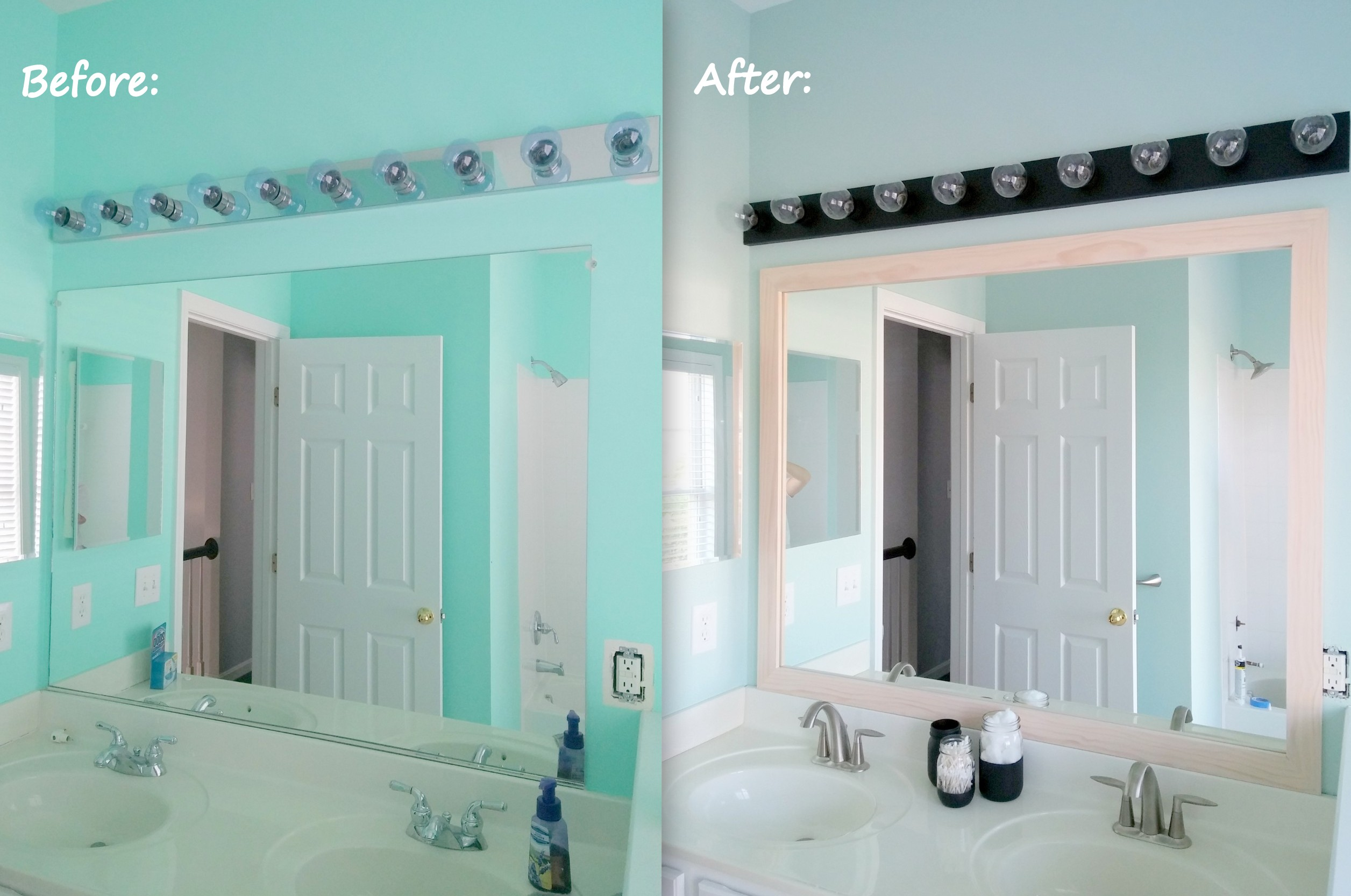 Painting Bathroom Fixtures Updates Design By Saenz